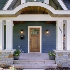 Ranch house door style home design and style for Front door styles for ranch homes