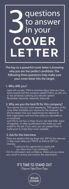 Cover Letter Outline, Cover Letter Tips