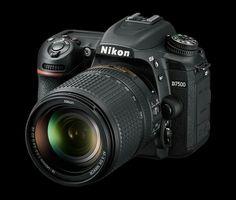 New Nikon D7500