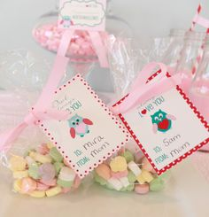 Valentine Party Printables (Free!)