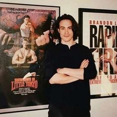 Brandon was so proud of Rapid Fire, and no doubt Showdown gave him the stepping stone required to gain some traction after the low brow… Brandon Bruce Lee Brandon Lee, Eliza Hutton, Tv Actors, Actors & Actresses, Crow Movie, Lee Movie, Bruce Lee Photos, Gothic Culture, Enter The Dragon