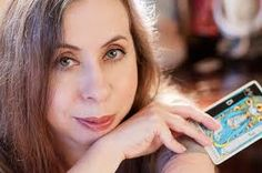 """A fabulous interview with Theresa """"The Tarot Lady"""" Reed on the Psychic Cafe."""