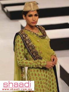 Mustard Green Collections by Vikram Phadnis Vikram Phadnis, Indian Fashion, Womens Fashion, Pakistani Outfits, Asian Style, Salwar Kameez, Diy Clothes, Designer Dresses, Classy