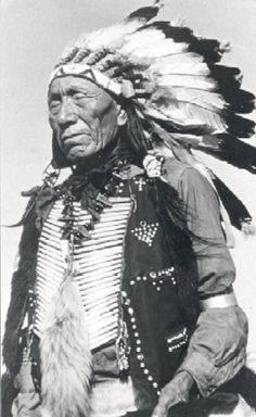 Black Elk was a famous Medicine Man or Holy Man of the Oglala Lakota (Sioux). He was Heyoka and a second cousin of Crazy Horse.