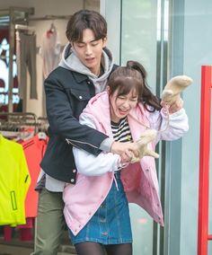 """Weightlifting Fairy Kim Bok Joo"" Reveals Cute Stills Of Nam Joo Hyuk And Kyung Soo Jin Drama Korea, Korean Drama, Kyung Soo Jin, Weightlifting Kim Bok Joo, Weighlifting Fairy Kim Bok Joo, Kim Book, Best Kdrama, Nam Joohyuk, Joo Hyuk"