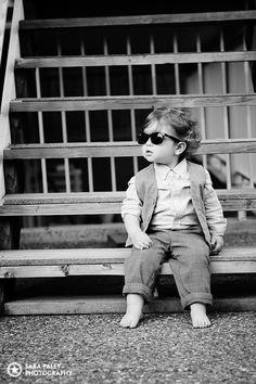 #blackandwhite #coolkid #paleypix #toddler #portrait