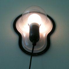 Sticky lamp Droog Design by Chris Kabel.