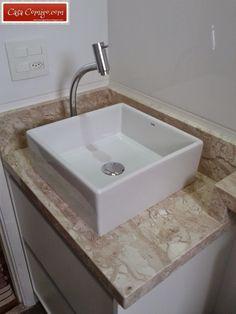 Casa Comigo.com: Banheiros