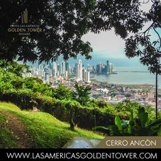 "''Cerro Ancón"" (Ancon Hill), the highest point in Panama City, 199 meters high, is an extensive area of nature reserve with a nice, wide view of the city. From the top, tourists and visitors will appreciate the Old City and the Miraflores locks of the Panama Canal."
