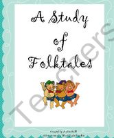 Folktable Booklet and Posters from Amber Polk on TeachersNotebook.com (16 pages)