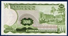 Norwegian Krone | 500 norwegian krone currency of norway 500 norwegian krone banknote