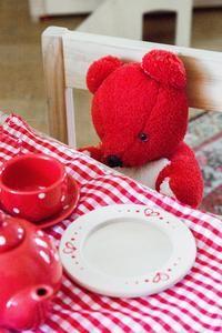 Chelsea - teddy bear picnic
