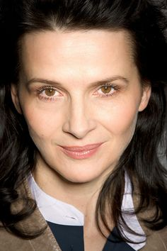 "Actress Juliette Binoche, the ""inspiration"" for Samantha Harte of Song of Erin"