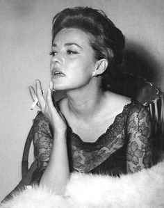 Jeanne Moreau, French actress who was born and died in Paris at the age of 89 is survived by her son, Jerome Richard. Michelangelo Antonioni, Jeanne Moreau, Female Actresses, Actors & Actresses, Francois Truffaut, Films Cinema, Orson Welles, French Actress, Women Smoking