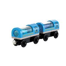 Thomas and Friends Wooden Railway Aquarium Car 2-Pack