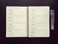 12.27.15 ›› 3:18 pm Spent yesterday setting up my first ever bullet journal :) time to start filling this badboy in. Planning on doing a bullet journey series since this is my first experience with a bullet journal :) If anyone has questions about...