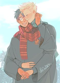 Drarry days boyxboy harry potter mylonelyroad wattpad