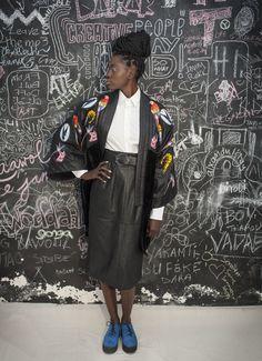 Senegalese designer