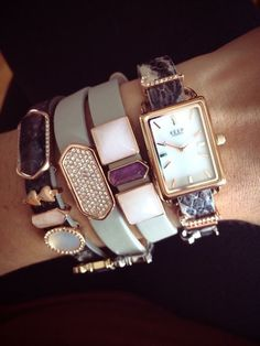 Love the stack!!!