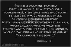 Życie jest zabawne, prawda? #Ahern-Cecelia,  #Życie