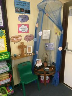 Image result for prayer corner ideas for classroom