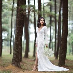Lost in the woods captured by @fensoong @axioo for @lightworks_jakarta. Dress by @yeftagunawan & makeup by @momogi ❤️