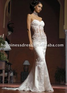 Sexy Wedding Dresses - www.WeddingSearchesGuide.com