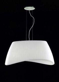 Mantra Pendelleuchte Cool weißer Schirm kaufen im borono Online Shop