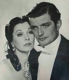 Jack Merivale and Vivien Leigh
