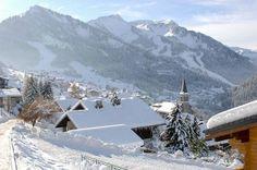 Skiing in Châtel - Skiurlaub in Châtel