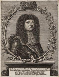 King Michael Korybut Wiśniowiecki by Johann Bensheimer, 1671 (PD-art/old), Royal Collection Trust