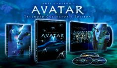 Avatar (Three-Disc Extended Collectors Edition) - Movies / Action/Adventure/Fantasy / BluRay