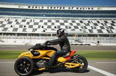 Can-Am dévoile un prototype Spyder F3 Turbo - V - Auto