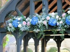 Big and Blousy Spring Wedding Blooms - Flowers by Nattrass Middleton Lodge, Church Flowers, Magical Wedding, Simply Beautiful, Spring Wedding, Flower Designs, Gate, Wedding Flowers, Floral Wreath