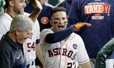 Backstreet Boys give shoutout to Jose Altuve before Game 6 = Baseball players all around MLB have their ways to relax before a big game. For Houston Astros infielder Jose Altuve, it's warming up.....