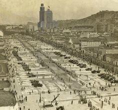 Inauguração da Avenida Presidente Vargas Luiz F. Fernandes, 7 de Setembro de 1944