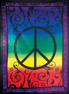 Universal Peace - Tapestry