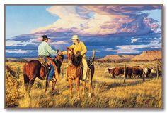 Tim Cox - Western Art