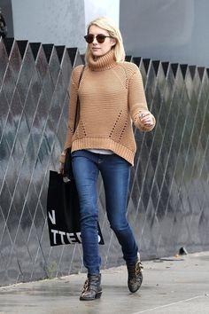 Aprende a lucir los jeans como una celebrity