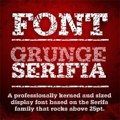 30 free creative fonts hand-picked from DeviantArt