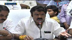 MLA Balakrishna speaks on Rayalaseema Development in  AP Secretariat- Ex...