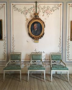 #gripsholmslott #chairs