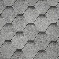 Black Superglass Biber Asphalt Shingles Iko Roofing