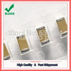 Free Shipping 200pcs 1206 105 CAPACITOR 1UF 105M Y5V 16V 20% SMT SMD CHIP CAP #Affiliate