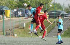 Dinamo și FC Juniorul s-au întâlnit sâmbătă la Baza Sportivă Ion Țiriac pentru partida din etapa a 25-a a campionatului municipal de juniori