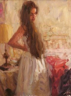 Dan Beck   American Impressionist Figurative painter
