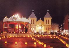 Mesilla, New Mexico - a charming gem close to Las Cruces.  Don't miss it if you're in the area