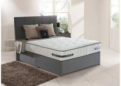 Sealy Rosebury Pocket Spring Divan Bed - Firm