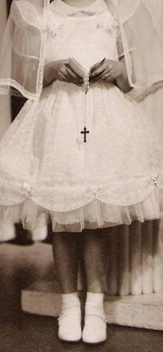 First Communion picture idea