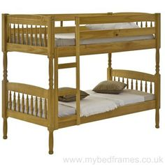 Mantes Bunk Bed 6 Small Single Bed Frame in Adult Bunk Beds, Pine Bunk Beds, Wooden Bunk Beds, Single Bunk Bed, Bunk Bed Designs, Bed Reviews, Under Bed Storage, Bed Frame
